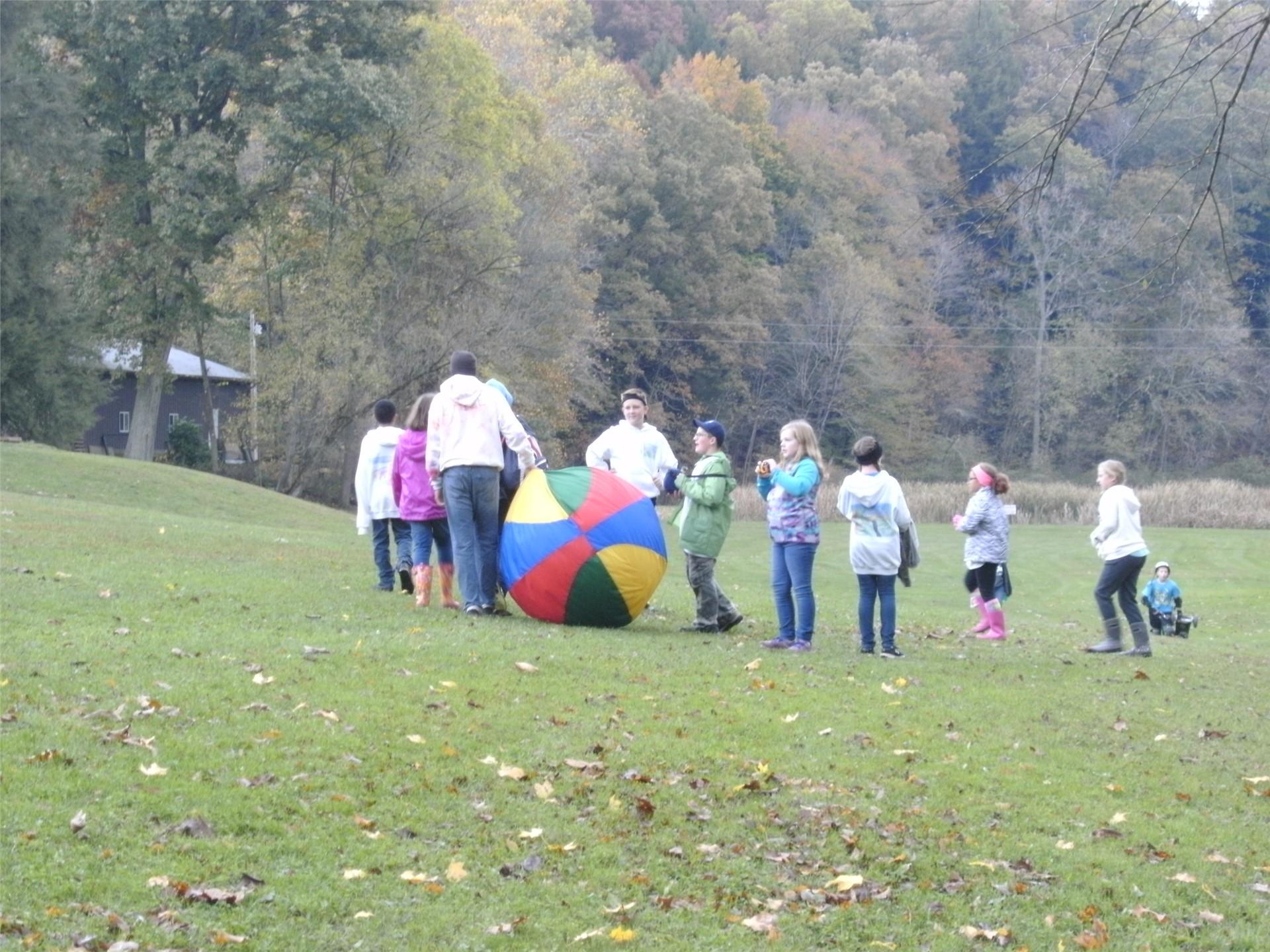 Camp Ohio Activities